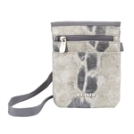 Cutler Chardonnay Messenger Bag