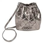 Cutler Bucket Bag Satchel - Champagne