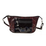 Cutler Crawford Red Snake Small Purse