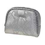 Cutler Loren Silver Screen Cosmetic Case