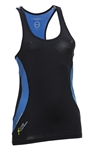 Daily Sports Max Fitness Tank - Navy