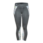 Daily Sports Fly Crop Fitness Capri