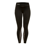 Daily Sports Jewel Fitness Legging - Black Alligator
