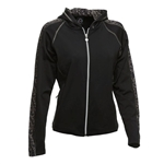 Daily Sports Jewel Active Jacket - Black Alligator