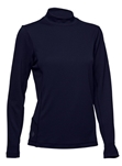 Daily Sports Madison Long Sleeve Mock Neck - Navy