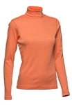 Daily Sports Maggie Long Sleeve Roll Neck - Clementine