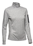 Daily Sports Adela Long Sleeve Roll Neck - Pebble