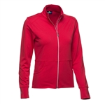 Daily Sports Quincy Micro-Light Jacket - Campari