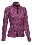 Daily Sports Presley Jacket - Ruby Paisley