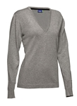 Daily Sports Zoie V-Neck Sweater - Smoke