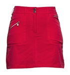 Daily Sports Miracle Skort - Campari Red