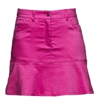 Daily Sports Swing Golf Skort Rouge