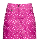 Daily Sports Nilla Wind Golf Skort - Rouge