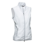 Daily Sports Fade Wind Golf Vest - White