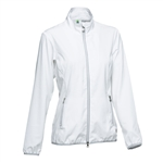 Daily Sports Fade Wind Golf Jacket - White
