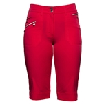Daily Sports Miracle Longer Short - Campari Red