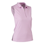 Daily Sports Macy Sleeveless Rose Polo