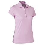 Daily Sports Macy Cap Sleeve Golf Polo - Rose
