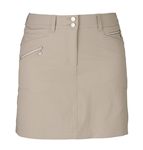 Daily Sports Miracle Golf Skort - Potato