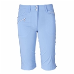 Daily Sports Miracle Longer Golf Short - Blue Bell