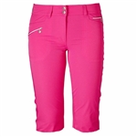 Daily Sports Miracle Longer Golf Short - Raspberry