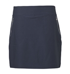 Daily Sports Madge Pull-On Golf Skort - Navy