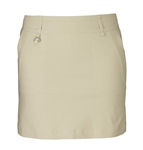 Daily Sports Magic Golf Skort - Sahara