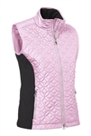 Daily Sports Normie Quilted Wind Vest - Rosebloom