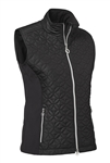Daily Sports Normie Quilted Wind Vest - Black