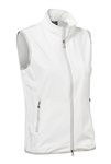 Daily Sports Fade Wind Vest - White