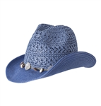 Daily Sports Montserrat Hat - Blue Bell