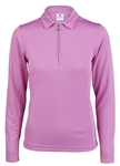 Daily Sports Macy Long Sleeve Aurora Polo