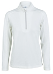 Daily Sports Mayra Long Sleeve Ivory Mock