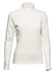 Daily Sports Maggie Long Sleeve Ivory Roll Neck