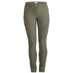 "Daily Sports Emma 32"" Khaki Golf Pant"