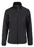 Daily Sports Harley Black Quilted Wind Jacket