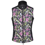 Daily Sports Liliana Black Quilted Vest