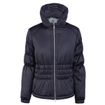 Daily Sports Peacock Navy Quilted Jacket