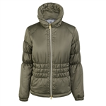 Daily Sports Jazmine Khaki Quilted Jacket