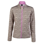 Daily Sports Jenny Leopard Jacket