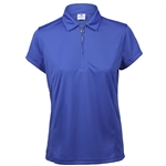 Daily Sports Macy Royal Cap Sleeve Polo