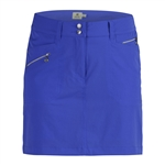 "Daily Sports Miracle 17¾"" Royal Golf Skort"