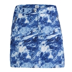 "Daily Sports Oceana 17¾"" Royal Wind Skort"