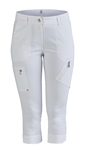 Daily Sports Emma White Golf Capri