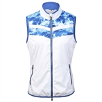 Daily Sports Odele White/Royal Wind Vest