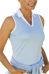 Daily Sports Kelsie Shower Sleeveless Polo