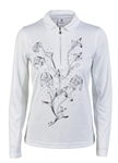 Daily Sports Karelia White Long Sleeve Polo