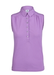 Daily Sports Majken Lupine Sleeveless Polo