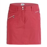 Daily Sports Tomato Red Miracle Golf Skort