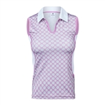 Daily Sports Prizzie Sleeveless Polo